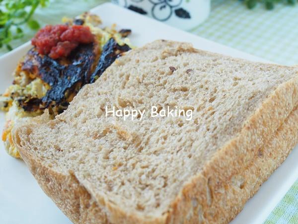 【自家製天然酵母パン】マルチグレイン食パンを朝食に♪【フルーツ酵母・自家製天然酵母・パン教室|大阪・奈良】