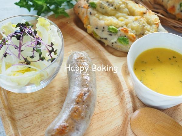 【自家製天然酵母パン教室】試食で使っているスープはコンソメ不使用【フルーツ酵母・自家製天然酵母・パン教室|大阪・奈良】