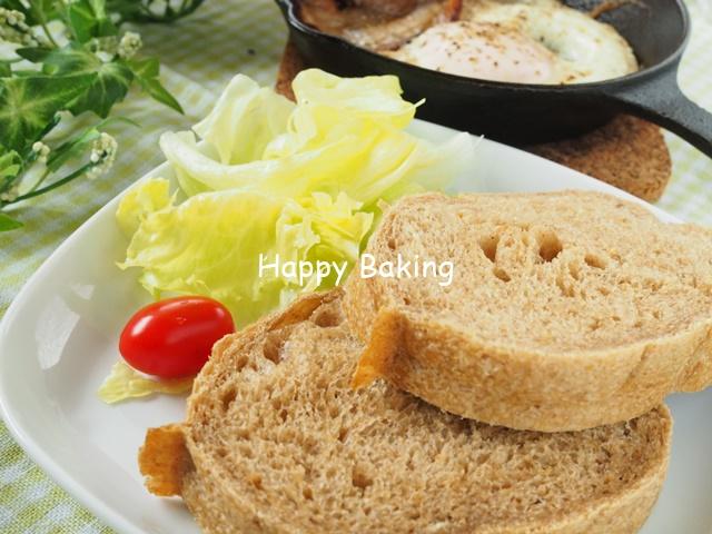 ふわふわなヘルシーパン♡マルチグレインブレッドを朝食に♪【フルーツ酵母・自家製天然酵母・パン教室|大阪・奈良】