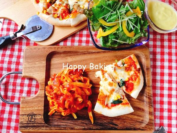 ピザのトッピングに困ってない?みんなが喜ぶおいしいレシピ3選【フルーツ酵母・自家製天然酵母・パン教室|大阪・奈良】