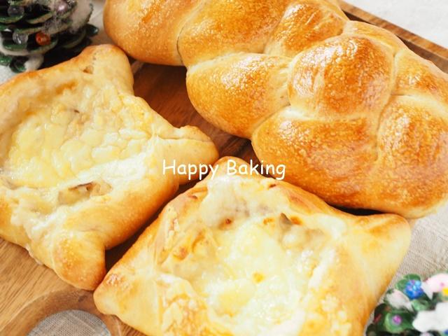 クリスマスにピッタリなパン♡12月のレッスンです!【フルーツ酵母・自家製天然酵母・パン教室|大阪・奈良】