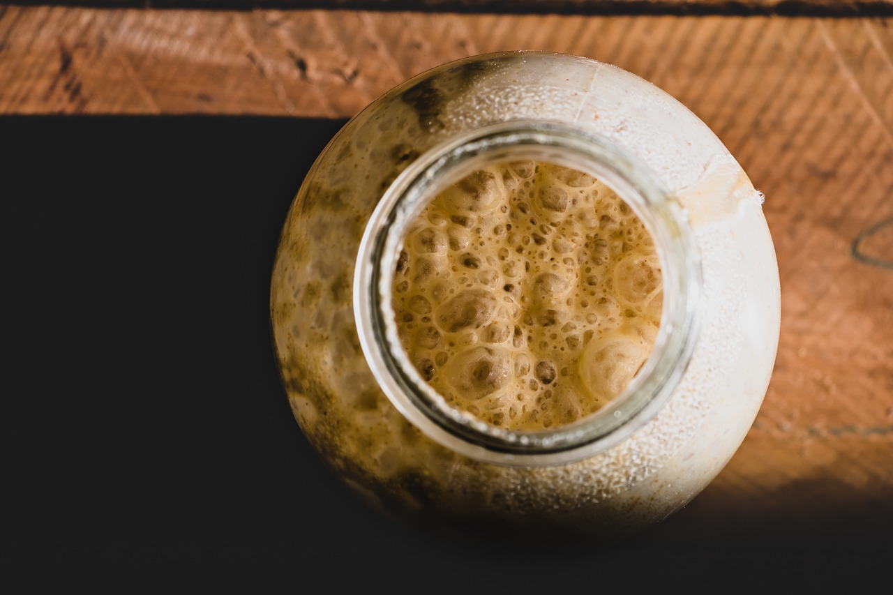 元種 水分 - 元種の水分量でパン生地に使用する水分量も変えるってホント?自家製酵母を教えるプロの先生が教えます【フルーツ酵母・自家製天然酵母・パン教室|奈良・東京・大阪・名古屋・オンライン講座】
